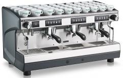 Эспрессо машина традиционная Rancilio Classe 7E (240-200-360 чашек/час) 2 - 2(компакт) - 3 заварочные группы