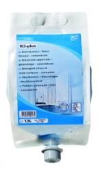 Средство для мытья стекол, зеркальных поверхностей, кафельной плитки и дезинфекции телефонных аппаратов Room Care R3 Plus