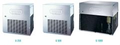 Льдогенераторы гранулированного льда (хлопья) G250/500/1000 (280/500/1000 кг/сутки)