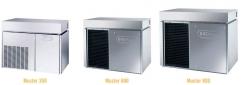 Льдогенераторы чешуйчатого льда (хлопья) Muster 350/600/800 (400/620/900 кг/сутки)