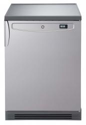 Холодильный стол с дверью из нержавеющей стали, 160 л, серый
