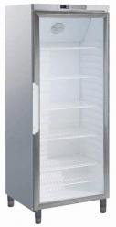 Холодильный шкаф, одна стеклянная дверь, 400 л