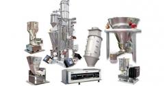 Оборудование для предварительной подготовки компонентов для пластмассовой промышленности