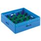 Кассета синяя для 16 стаканов диаметром 100 мм и высотой 120 мм
