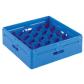 Кассета синяя для 25 стаканов диаметром 80 мм и высотой 120 мм