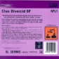 Кислотное средство для удаления остаточного железа и марганца с тканей Clax Divercid 6FL1