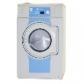 Профессиональная отжимная стиральная машина, 330 л