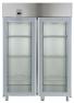Холодильный шкаф с двумя стеклянными дверями, 1430 л