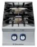 Плита газовая настольная, 2 конфорки  (10 кВт)